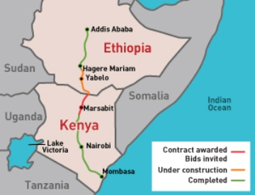 Europe provides 165 million Euros to horn of Africa