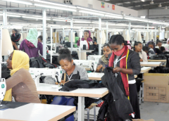 Ethiopia expects boosting textiles revenue tenfold to one billion dollar