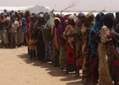 Number of refugees in Ethiopia rises