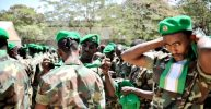 United States Army Africa conducts exercises in Ethiopia