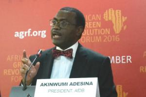 African Development Bank transparency ranking improves