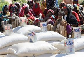 UN food agency chiefs visit drought-hit Ethiopia