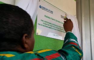 Ethiopia inaugurates commercial farm service centers