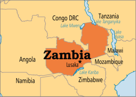 Zambia gets financing to boost food security
