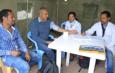 Astrazeneca's healthy heart Africa holds free blood pressure screening