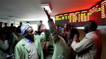 Ethiopia Commodity Exchange's coffee transaction doubles