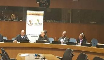 NEPAD Agency urges partners to address Africa's heath challenges