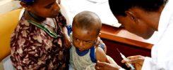 Africa launches Immunization Campaign.