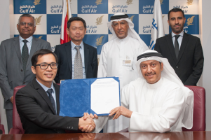Gulf Air, ST Aerospace Arm sign 15-Year Contract