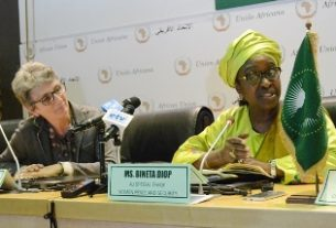 Women empowerment in Africa not satisfactory, says AU Special Envoy