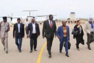 African Union sends field observers to South Sudan