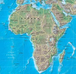 London to host debate on significance of Africa's oceans