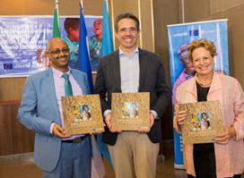 UNICEF, EU launch book on reducing malnutrition in Ethiopia