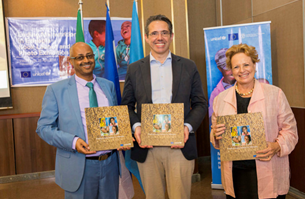 UNICEF, EU launch book on reducing malnutrition in Ethiopia