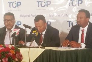 Top joins Ethiopia's growing water bottling business