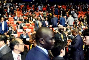 African Development Bank disbursement increases 15 percent