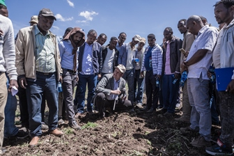 Germany promotes agricultural mechanization technologies in Ethiopia