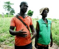 Korea helps to improve rural people lives in Cote D'Ivoire