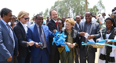 Ethiopia inaugurates model water, waste management project