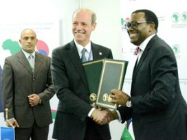 Institutions collaborate to introduce staple crop processing zones in Africa