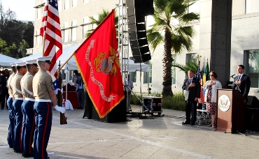 Embassy celebrates United States' National Day in Ethiopia