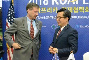 United States, Korea partner to electrify Africa