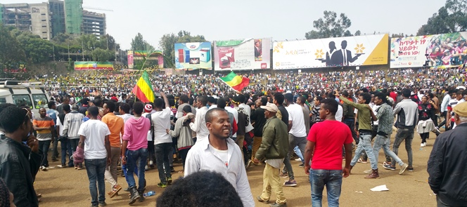 Regional organisations condemn bomb attack in Addis Ababa