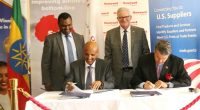 Ethiopian Airlines ventures with U.S. companies