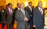 Regional bloc commends Ethiopia-Eritrea talks