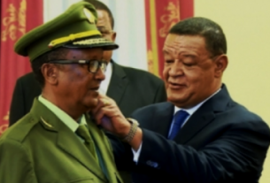Ethiopia appoints new intelligence chief, army chief of staff