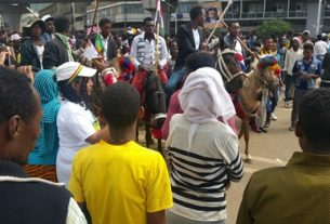 Dozens arrested for bomb attack in Addis Ababa