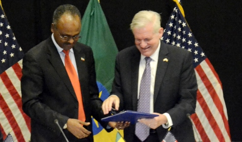 United States fact-finding mission concludes mission