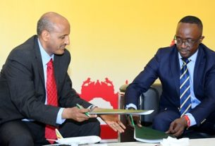 Ethiopian Airlines, DHL form joint venture company