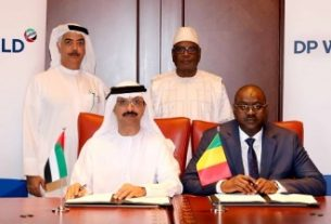 DP World to build new logistics hub in Mali