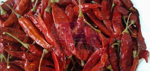 Rwanda exports dried hybrid chilli to India for the first time