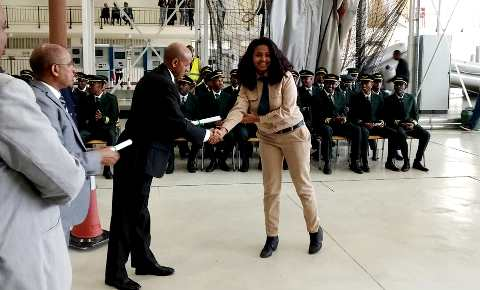 Ethiopian Airlines Aviation Academy Graduates 302 Aviation Professionals