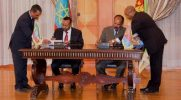 Eritrea and Ethiopia Sign Peace, friendship declaration