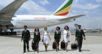 Ethiopian Airlines resumes flight to Asmara