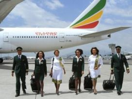 Ethiopian Airlines resumes flight to Asmara