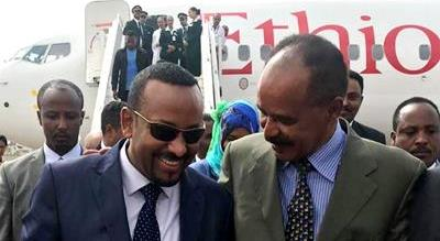 Ethiopia, Eritrea agree to normalize relations