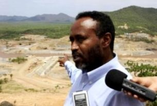 Ethiopia Great dam construction manager found dead
