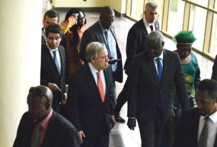UN urges countries to help Africa fight money laundering, tax evasion