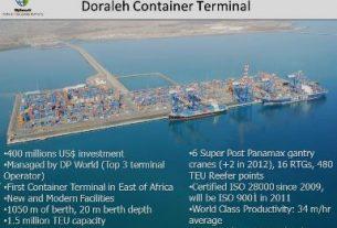 Djibouti Seizes Doraleh Terminal Illegally, says London Court