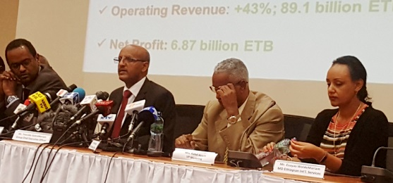 Ethiopian Airlines registers record success amid fuel price hike