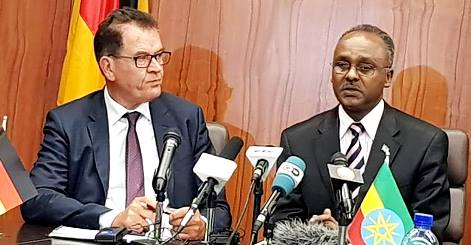 Germany shows interest to invest in Ethio Telecom