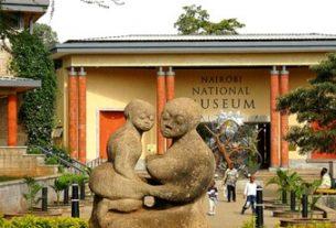 Kenya national museum presents East African women's artworks