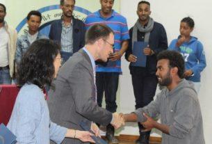 U.S. Embassy Promotes Volunteerism, Community Service in Ethiopia