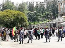 Over 30 people die in robbery, demonstration in Ethiopia