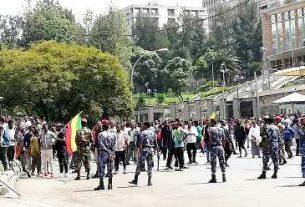 Over 30 people die in robbery, demonstration in Ethiopia