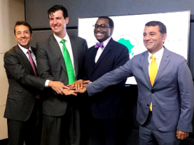 Africa's development partners price landmark $1 billion impact securitisation